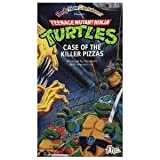 Teenage Mutant Ninja Turtles, Vol. 4: Case of the Killer Pizzas [VHS]