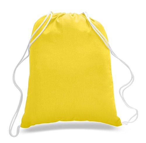 Set of 50- Promotional Mini Junior/Kids Drawstring Backpack Review