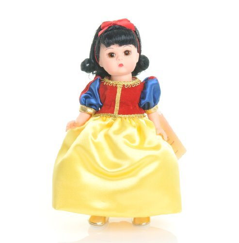 Snow White 8 inch Jointed Wendy Doll by Madame Alexander by