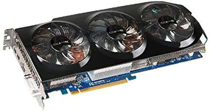Gigabyte AMD Radeon HD 7970 OC 3GB GDDR5 DVI-I/HDMI/2x Mini-Displayport  PCI-E 3 0 Graphics Card GV-R797OC-3GD