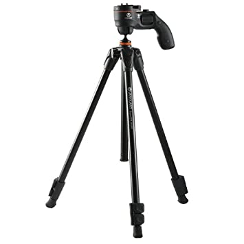 Vanguard Espod CX 203AGH 3-section legs Tripod with GH-20 Pistol Grip Ball Head Complete Tripod Units at amazon