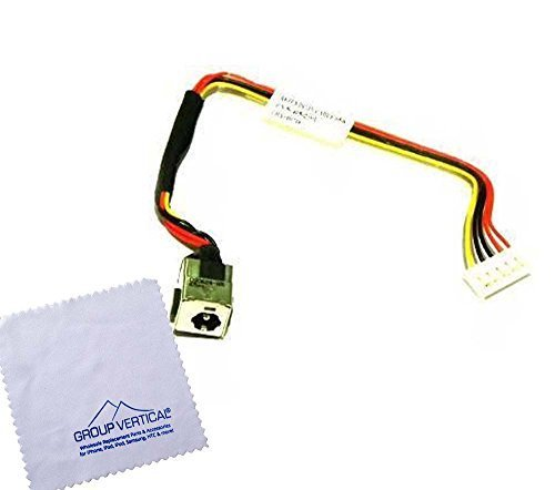Replacement DC-IN Cable Power Jack COMPAQ V3000 V3500 50.4F502.001 by Group Vertical