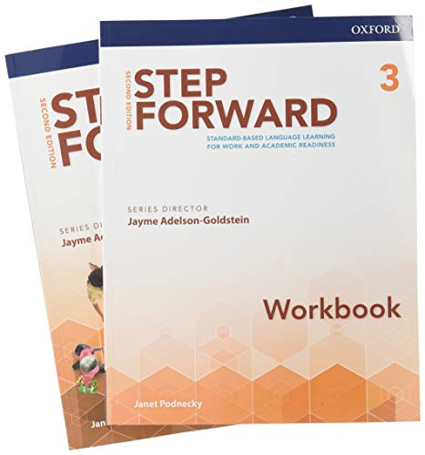 Top 10 recommendation step forward 3 student book 2019