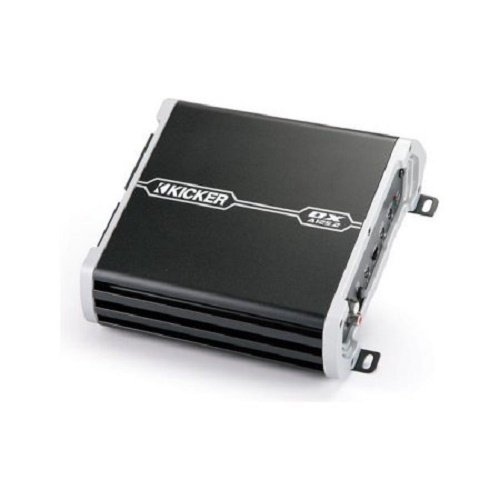 Kicker 43DXA125.2 125-Watt 2-Channel Full-Range Car Amplifier (Range Channel 2 Full)