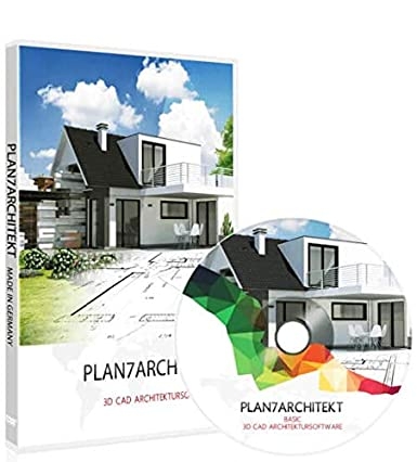 Plan7architekt Basic 2d3d Cad Hausplaner Software Architektur