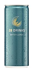 28 DRINKS Bitter Lemon