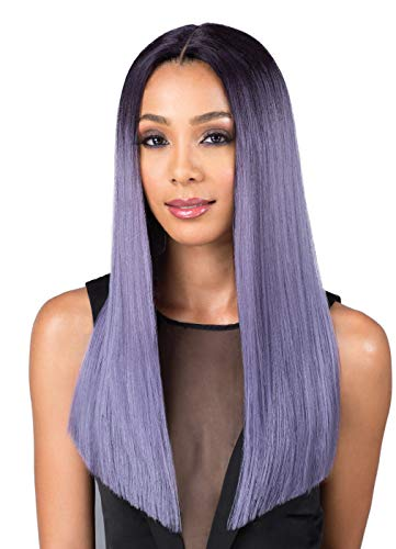 Bobbi Boss Lace Front Wig - MLF202 Yara Long (1B)