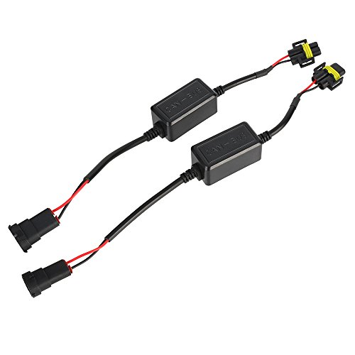 high-quality NOVSIGHT H11 H8 LED Headlight Canbus Error Free Warning