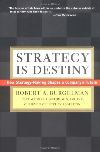 Download Strategy Is Destiny: How Strategy-Making Shapes a Company's Future ebook