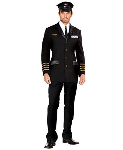 Dream (Mile High Captain Costume)