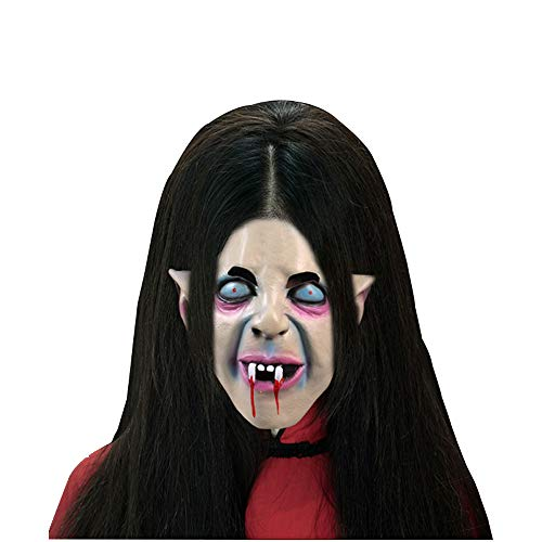 Halloween Horrible Witch Mask Ghost Mask Terror Mask Zombie Mask -
