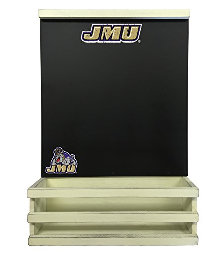 - JAMES MADISON DUKES CHALKBOARD w/ STORAGE BASKET