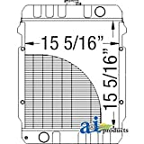 A & I Products Radiator Parts. Replacement for John Deere Part Number CH14206