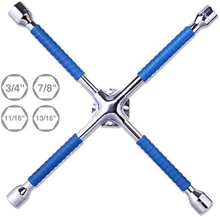 CARTMAN Universal Anti Slip Wrench Cross product image