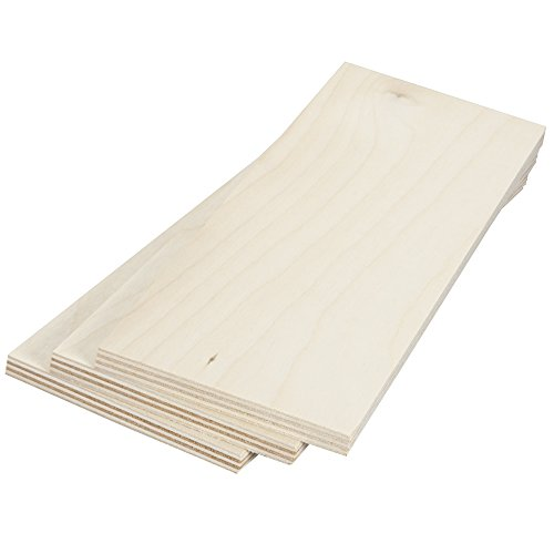 887606 Birch Plywood 9mm 3/8 x 4 x - 9mm Plywood