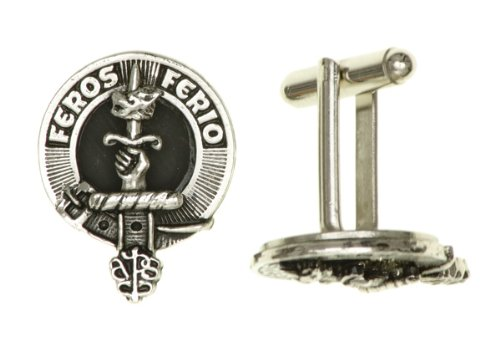 of Scottish Clan Pair Cufflinks Stuart Available Of Over Crest Bute In Crests 100 f5FPq