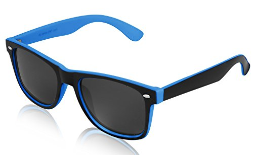 Blue Sunglasses for Men Black and Blue Sunglasses for Boys and - For Round Sunglasses Girl Face Best