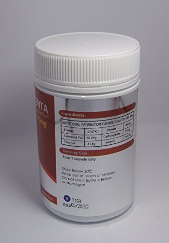 Costar Sheep Placenta 15000mg 100 Capsules Australian Made Baby Sheep Essential by Costar (Image #3)