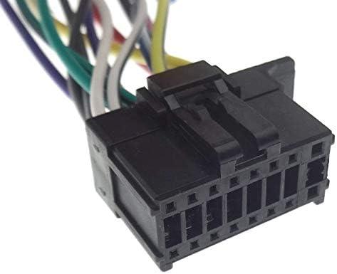 Pioneer Radio Stecker Kabel Avh Mvh Adapter Iso Elektronik