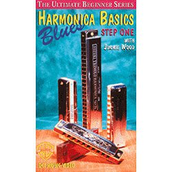 Blues Harmonica:Step One [VHS]