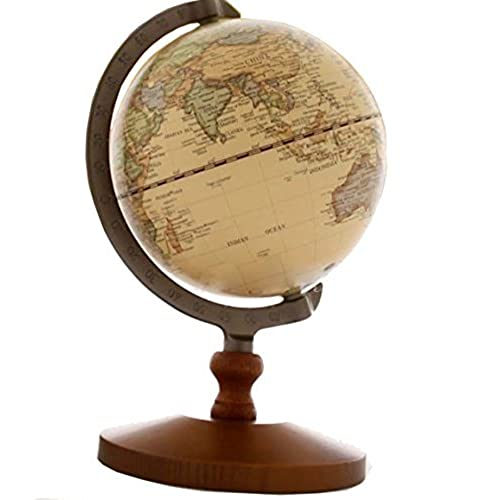 Superbe VStoy Vintage Reference World Globe Home Work Decor Wedding Educational  Gift 14cm