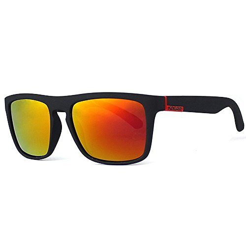 LBY Unidos De De Coloridas Sol Europa Gafas de Libre Los De Caja Los Y La Colocan Polarizadas Aire De Gafas para Sol De Que Gafas Cristales Al C13 Estados C1 Color De Deportes Sol Hombre rwqFr7