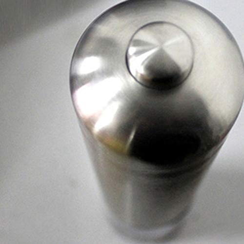 Jullyelegant Molinillo de Pimienta el/éctrico de Acero Inoxidable Molino de Sal Molinillo de Especias Herramienta de Cocina Creativo Pr/áctico Gadget de Cocina