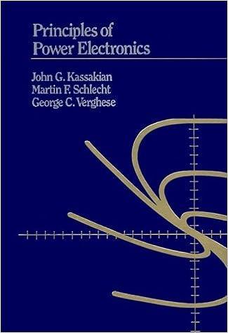 Principles of Power Electronics: John G  Kassakian, Martin F
