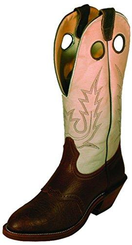 Amerikanske Støvler - Cowboystøvler: Slangeskind Cowboystøvler-bo-0030 - I Tyskland (mund Normal) - Kvinder - Brun fdquE