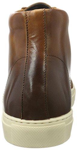 Uomo Collo 10775 a Alto Marrone Kenneth Sneaker Design Cole Cognac XT7wWnqXB0