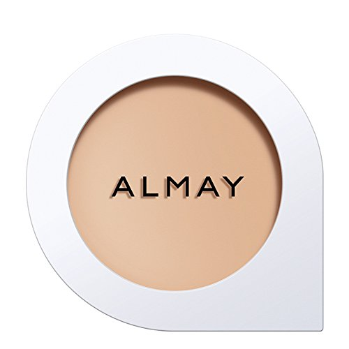 AlmaAlmay Clear Complexion 4 in 1 Blemish Eraser, Pressed Powder Light/Medium [200] 0.28 oz (Pack of 2) y Clear Complexion Pressed Powder, Light/Medium 200, 0.28-Ounce Packages (Pack of 2) ()