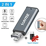 Suntee Mini Voice Recorder, 8GB Digital Audio Recorder for Lecture Meeting Interview Class