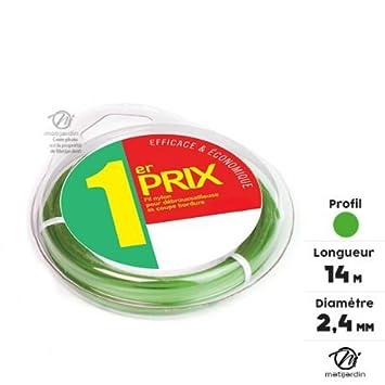 Premier Prix inalámbrico 2,4 mm x 14 m. Redondo. Blister. Hilo ...