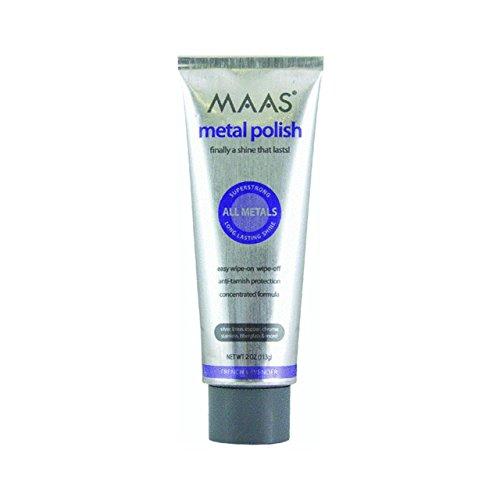 Maas 91403 Polishing Creme For All Metals - Pack of - Polishing Creme