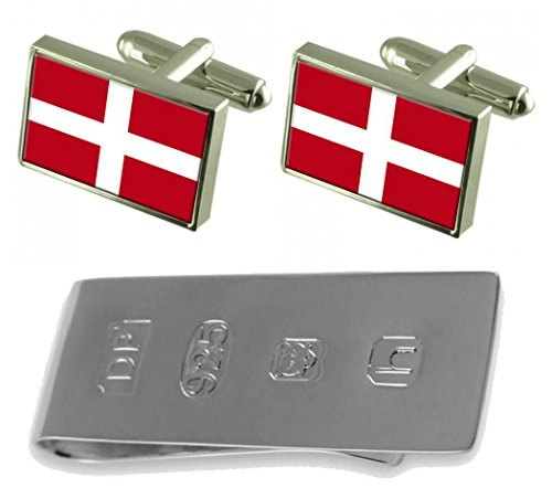 Money Flag Italy Como Bond amp; James Cufflinks City Clip qUnBE0w