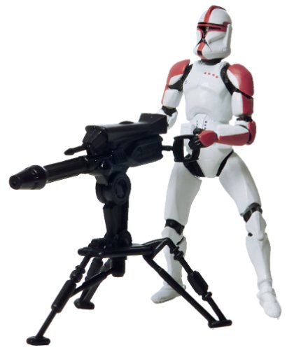 Wars Star Wars Figures Clone (Star Wars: Episode 2 > Clone Trooper Action Figure)