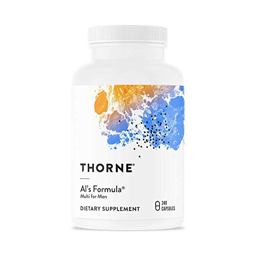 Thorne Research - Al's Formula - Basic Nutrients for Men over 40 - 240 Capsules ()