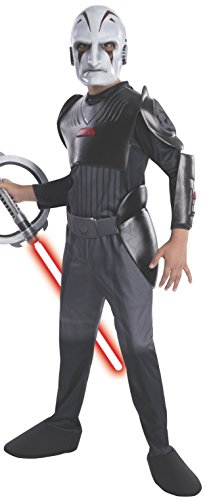 Rubie's Star Wars Rebels Deluxe Sith Inquisitor Costume, Child Medium