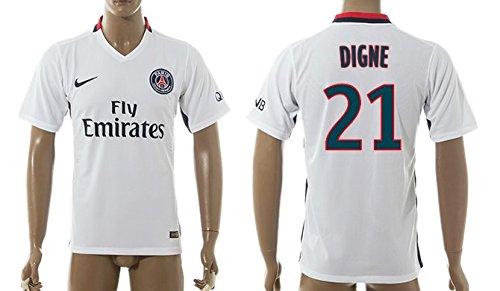 UEFA Champions League 15/16 Paris Saint Germain Trikot 21 Digne ...