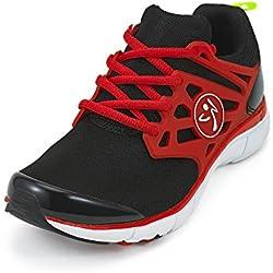 Zumba Fitness LLC Women's Zumba Fly Fusion Sneaker, Black, 7.5 Regular US