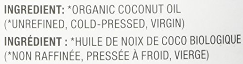 Nutiva Organic, Cold-Pressed, Unrefined, Virgin Coconut Oil from Fresh, non-GMO, Sustainably Farmed Coconuts, 54-ounce by Nutiva (Image #2)