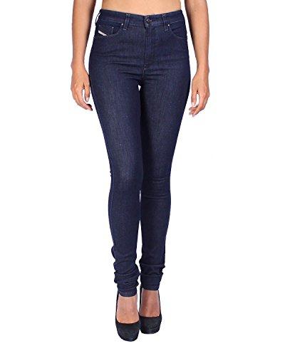 Dona RX418 Skinny da Super HIGH SKINZEE Slim Jeans Diesel Blu wUOFw