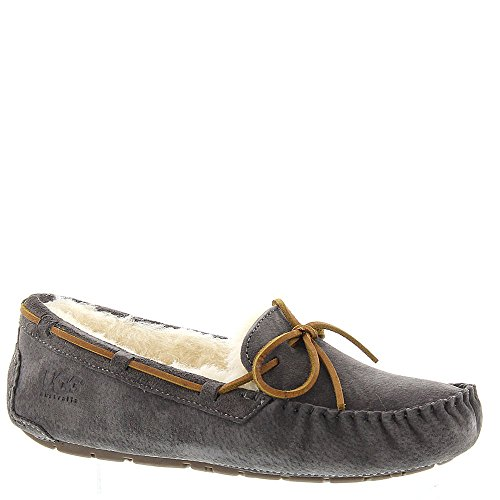 Ugg Belle Slippers - UGG Australia Women's Dakota Slippers,Pewter,US 9