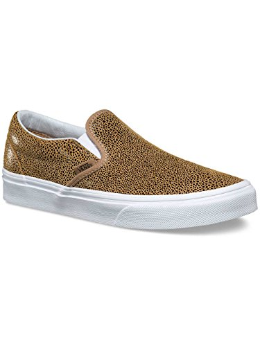 stingray tan Unisex Vans Adulto Zapatillas On Classic embossed Slip ppwqR0Z