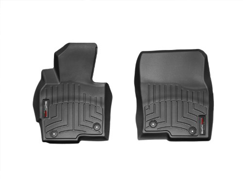 WeatherTech Front FloorLiner for Select Mazda CX-5 Models (Black)