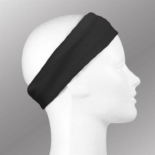 ChalkTalkSPORTS RokBAND Multi-Functional Headband - Lax Crossed Stick Guys - Chevron Pink White by ChalkTalkSPORTS (Image #1)