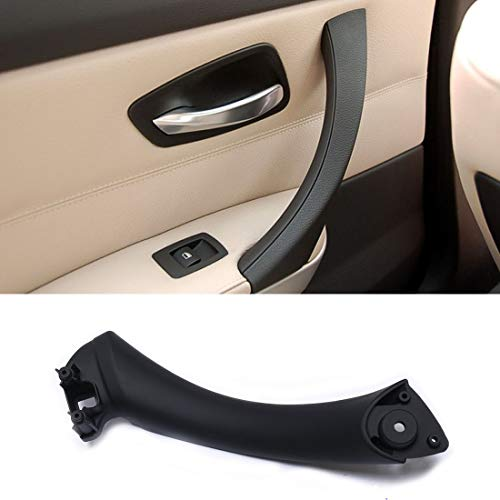 Left Side Door Pull Handle For BMW 3 Series E90/E91,Jaronx Left Rear Door Handle Inner Part Door Support Bracket Door Panel Handle (Fits:BMW 325 328 330 335 ()