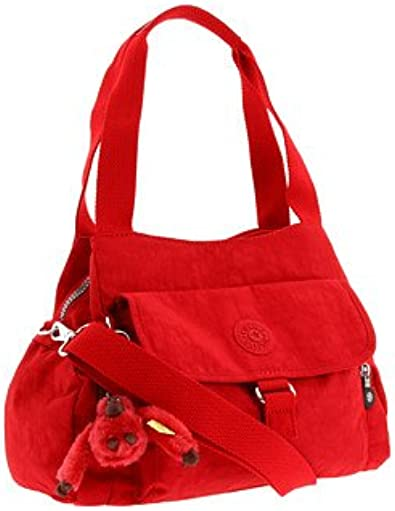 empresario silencio buscar  Kipling U.S.A. Fairfax Medium Handbag/Cross-Body Cross Body Handbags - Red:  Handbags: Amazon.com