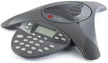 2200-16000-001 Polycom SoundStation 2 Non Expandable Analog Conference Phone