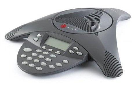 Polycom SoundStation 2 Non Expandable Analog Conference Phone (Certified ()